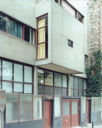 Guido Guidi, Maison Planeix, 2003, stampa a contatto, 20 x 25 cm