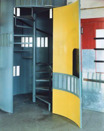 Guido Guidi, Usine Duval, 2003, stampa a contatto, 20 x 25 cm