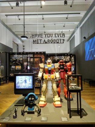 Hello, Robot MAK