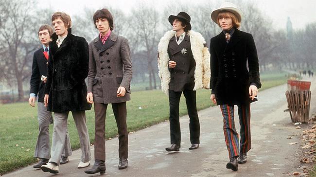 I Rolling Stones nel 1967