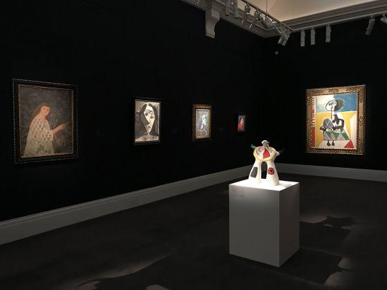 La mostra da Sotheby's con le opere in asta