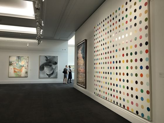 L'Asta Sotheby's di arte contemporanea