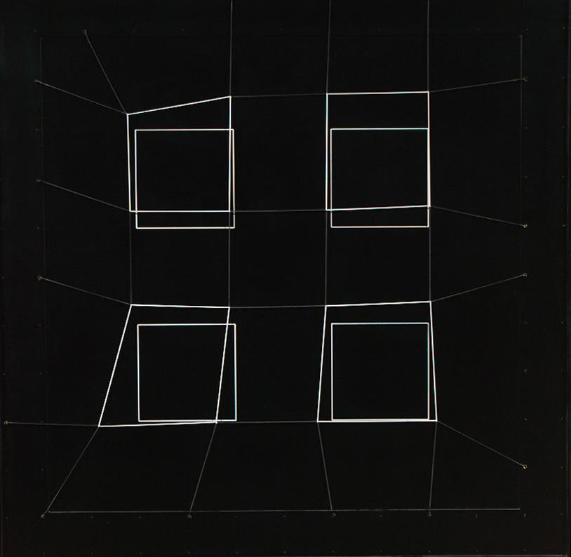 Gianni Colombo, Spazio Elastico, 1975-76 € 150.000 (da Pandolfini)