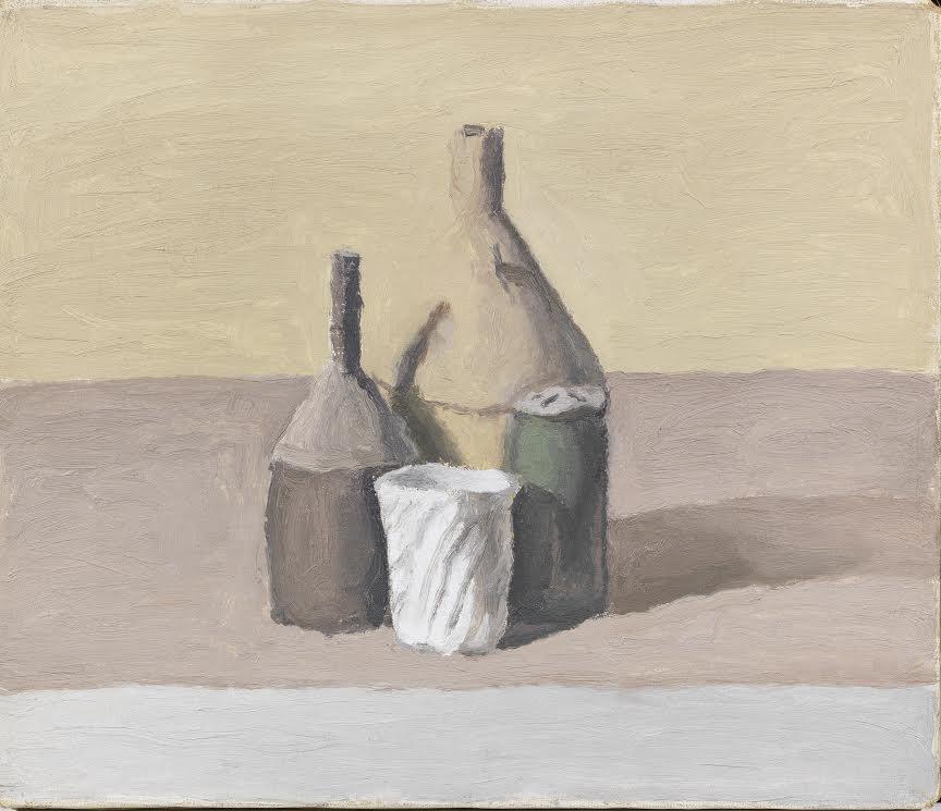 Giorgio Morandi, Natura morta,1956 € 790.250 (da FarsettiArte)
