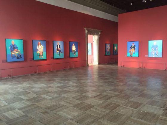 La mostra di David Hockney a Ca' Pesaro, Venezia
