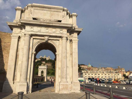 Il centro di Ancona