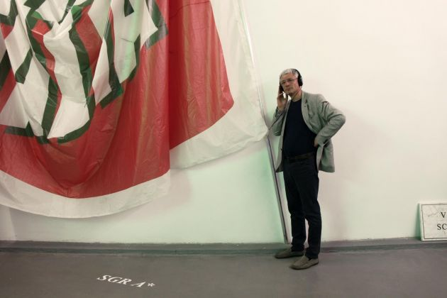 Iginio De Luca, Farsa Italia, 2013, courtesy AlbumArte