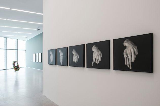 Il ritratto fotografico tra alienazione e partecipazione. Installation view at Museion, Bolzano 2017. Photo Luca Meneghel