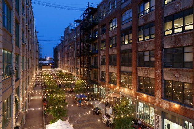 Industry City, Brooklyn, New York. Photo Claudia Zanfi. Courtesy Industry City