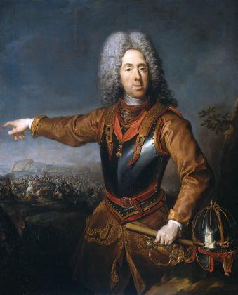 Jacob van Schuppen, Principe Eugenio di Savoia, 1718. Rijksmuseum, Amsterdam