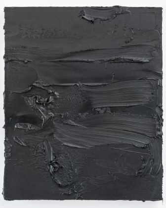 Jason Martin, Untitled (Cassel Earth Ivory Black), 2017