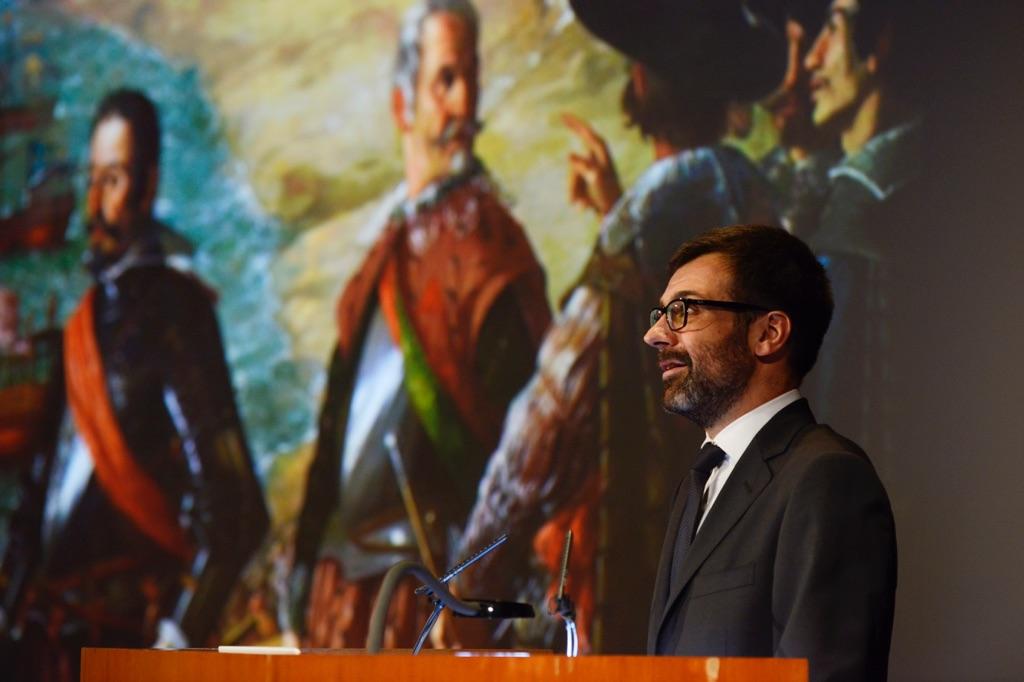 Javier Pantoja, Chief Digital Officer, Head of technology del Museo del Prado di Madrid