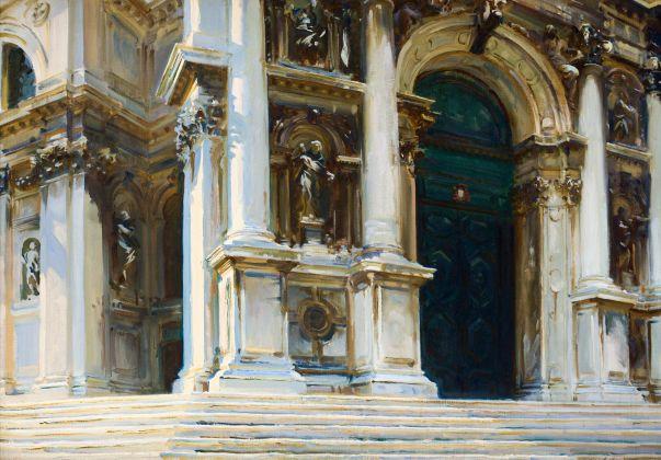 John Singer Sargent, Venezia. Santa Maria della Salute, 1909. Johannesburg Art Gallery