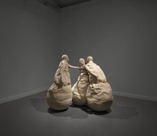 Juan Muñoz, Conversation Piece (Hirshhorn), 1995