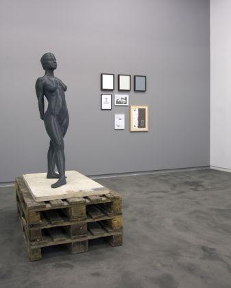 Julião Sarmento, First Easy Piece, 2013