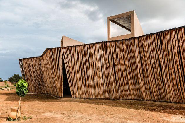Kéré Architecture, Lycée Schorge. Photo credits Kéré Architecture
