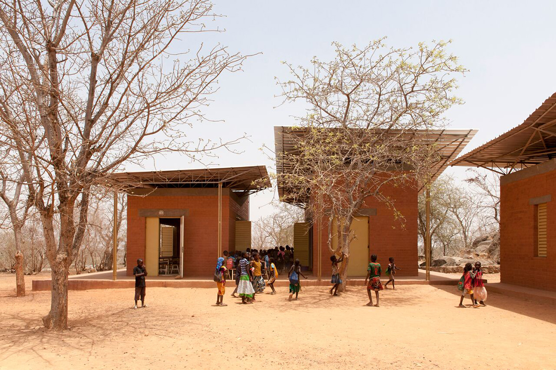 Kéré Architecture, Opera Village. Photo credits Erik Jan Ouwerkerk