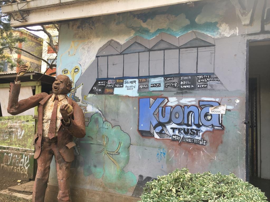 Kuona Art Trust, Nairobi