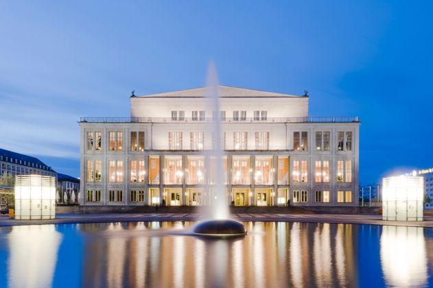 L'Opera di Lipsia. Photo Kirsten Nijhof