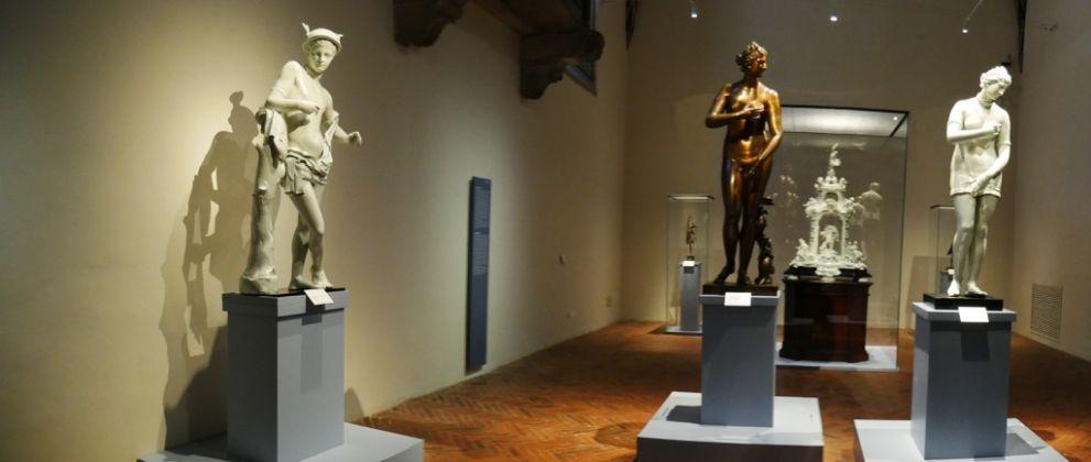La fabbrica della bellezza. Exhibition view at Museo Nazionale del Bargello, Firenze 2017