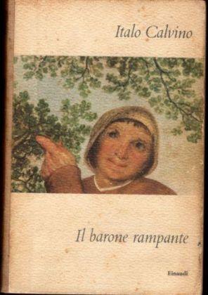 La prima edizione de Il barone rampante di Italo Calvino