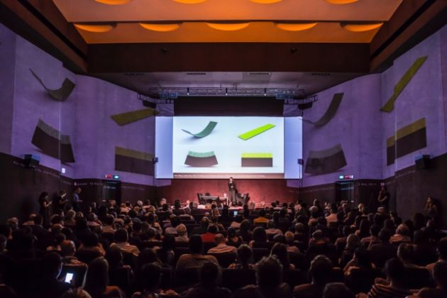 Lining Yao a Meet the Media Guru, Milano 2017