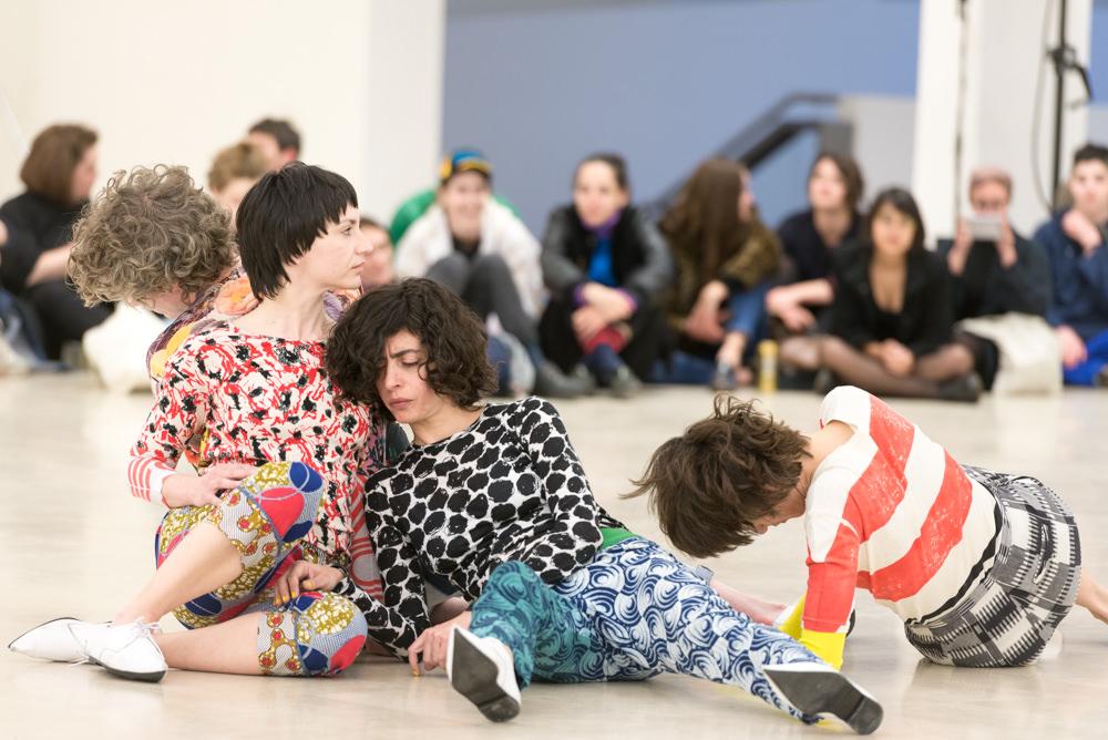 Live Arts Week VI. Maria Hassabi Staged. Photo Luca Ghedini