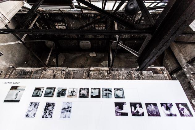 Lo Studio Eszter Csurka all'Art Factory di Budapest. Photo Andras Kim