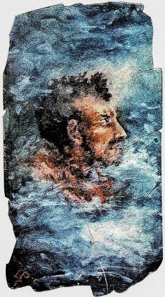 Luigi Pirandello, Autoritratto, 1890. Roma, collezione privata