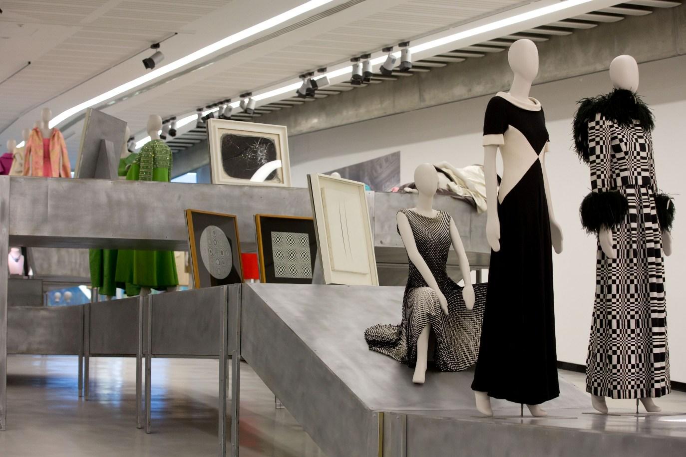 """Roma, Museo Maxxi Conferenza stampa di presentazione di """"BELLISSIMA"""" L'Italia dell'Alta Moda 1945-1968 ©Musacchio&Ianniello"""