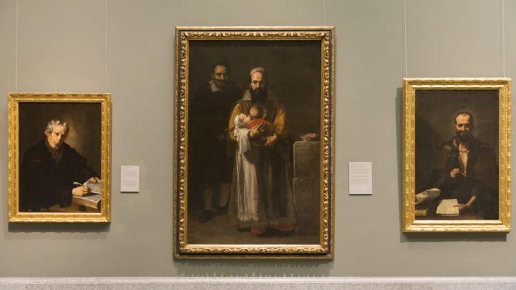 Maddalena Ventura, Ribeira, Museo del Prado