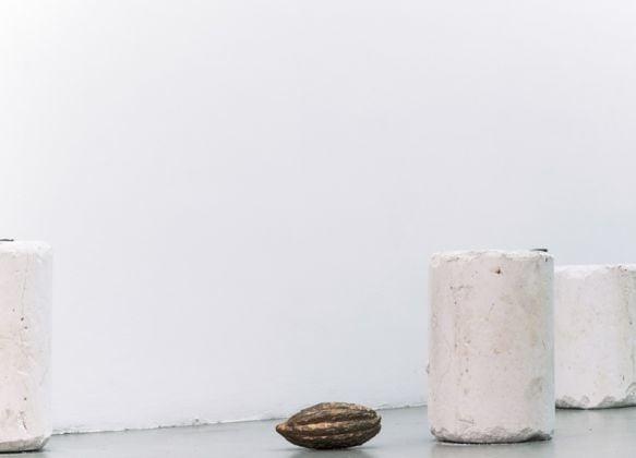 Mandla Reuter. Exhibition view at Galleria Francesca Minini, Milano 2017