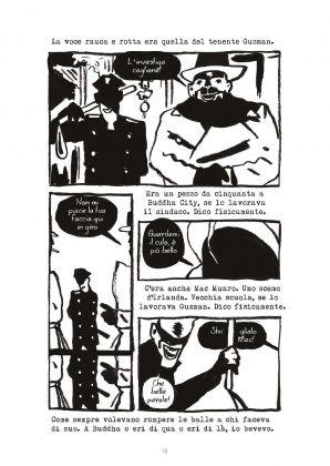 Marco Galli, Le chat noir (Coconino Press, 2017)