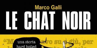 Marco Galli, Le chat noir (Coconino Press, 2017). Copertina
