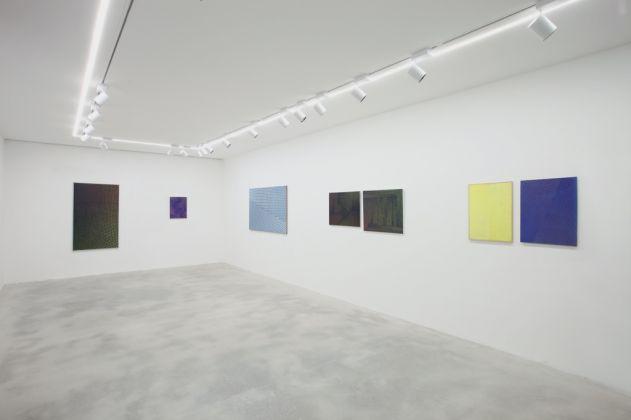 Mario Nigro. Le strutture dell'esistenza. Installation view at Dep Art, Milano 2017