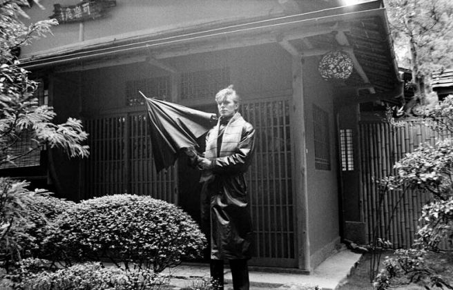 Masayoshi Sukita, The Same Old Kyoto, 1980 (c) Photo Masayoshi Sukita