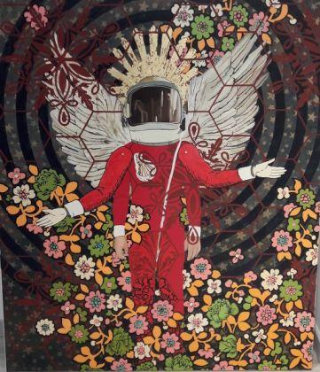 Mauro Di Silvestre, Un pigiama per lo spazio, 2016