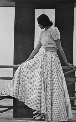 Mise di Zecca, Rassegna dell'Ente nazionale della Moda, 15 31 luglio 1939, Biblioteca Nazionale di Roma