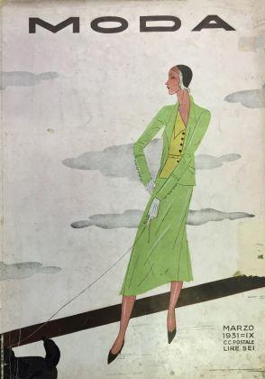 Moda, marzo 1931