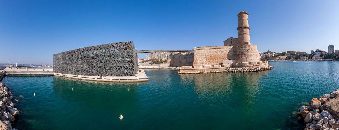 Mucem, Fort Saint Jean, Marsiglia