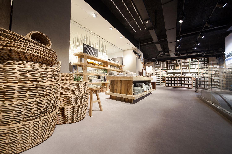 Il negozio Muji a Milano Buenos Aires