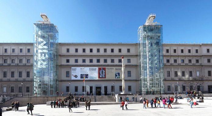 Museo Nacional Centro de Arte Reina Sofía, Madrid