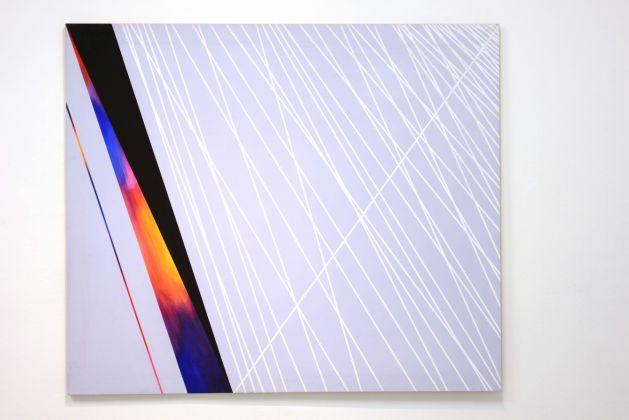 Natalino Tondo, Spazio n dimensionale IX, 1989
