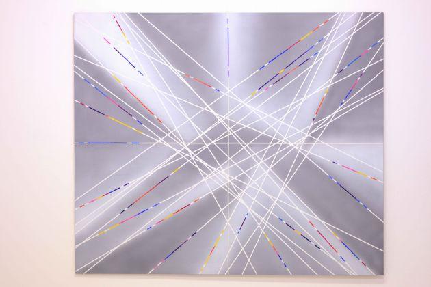 Natalino Tondo, Spazio n dimensionale XIV, 1988