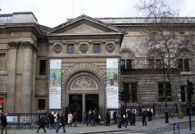 La National Portrait Gallery di Londra