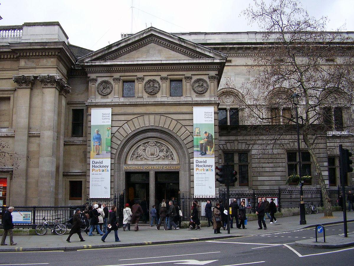 La National Portrait Gallery di Londra