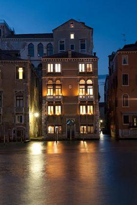 Palazzetto Pisani, Venezia. Facciata