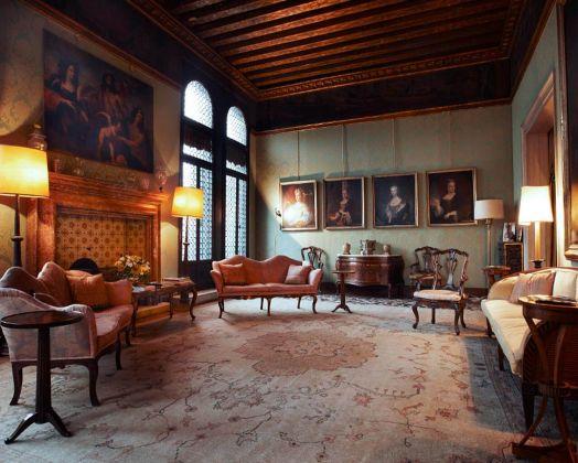 Palazzetto Pisani, Venezia. Salone