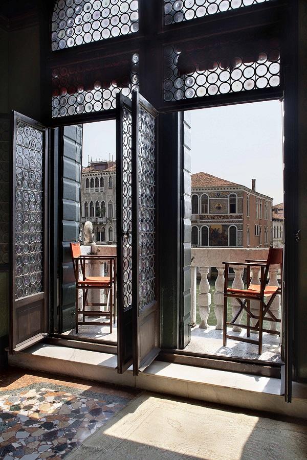 Palazzetto Pisani, Venezia. Terrazzo