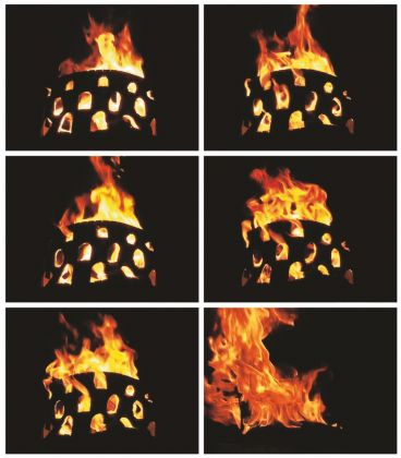 Paolo Canevari, Burning Colosseum, 2006. Still da video. Courtesy Paolo Canevari